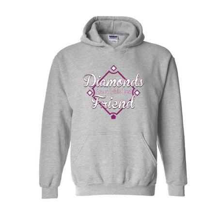 Softball Girl Unisex Hoodie Hooded Sweatshirt