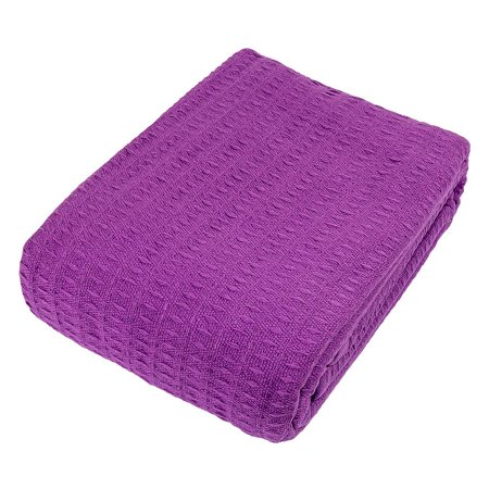 Cozy Bed - Santa Barbara Waffle Weave Cotton Blanket
