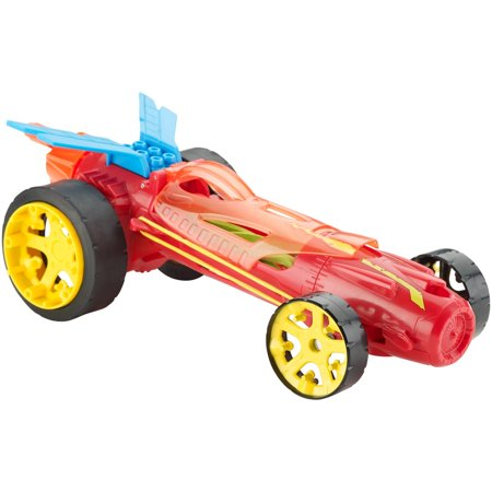 Hot Wheels Speed Winders Torque Twister Vehicle   Red