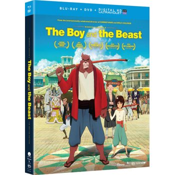 The Boy and the Beast (Blu-ray + DVD)