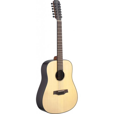 James Neligan LYN-D12 Lyne Series 12-String Dreadnought Acoustic -