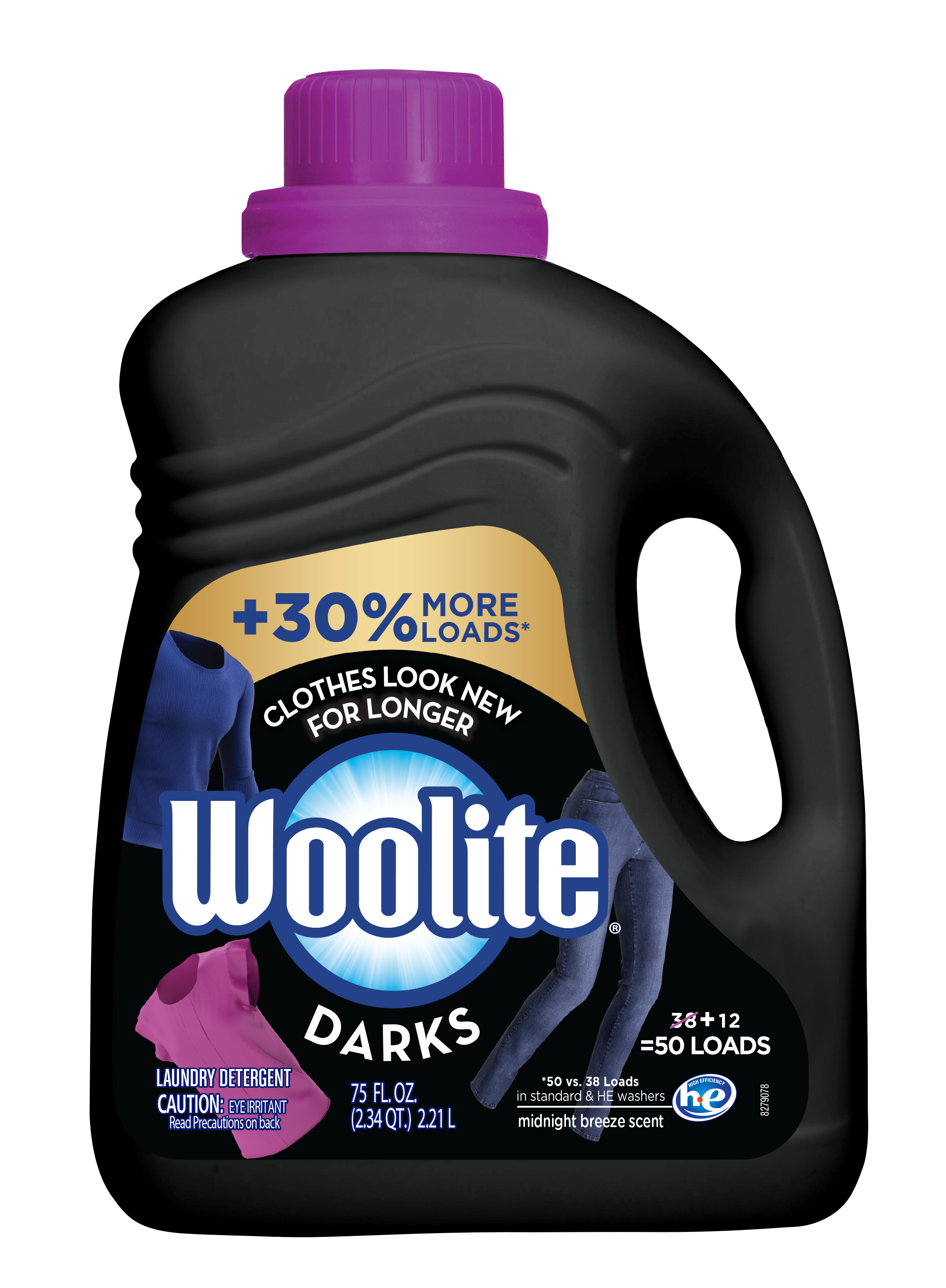 Woolite Darks Liquid Laundry Detergent 100oz Bottle With Color Renew He Regular Washers