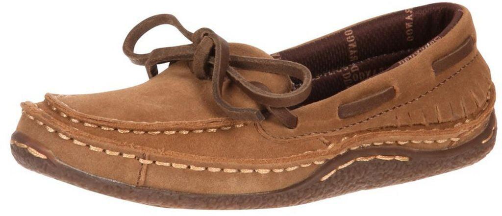 Children's Durango Boot DBT0129 Santa Fe Low Moccasin by Durango