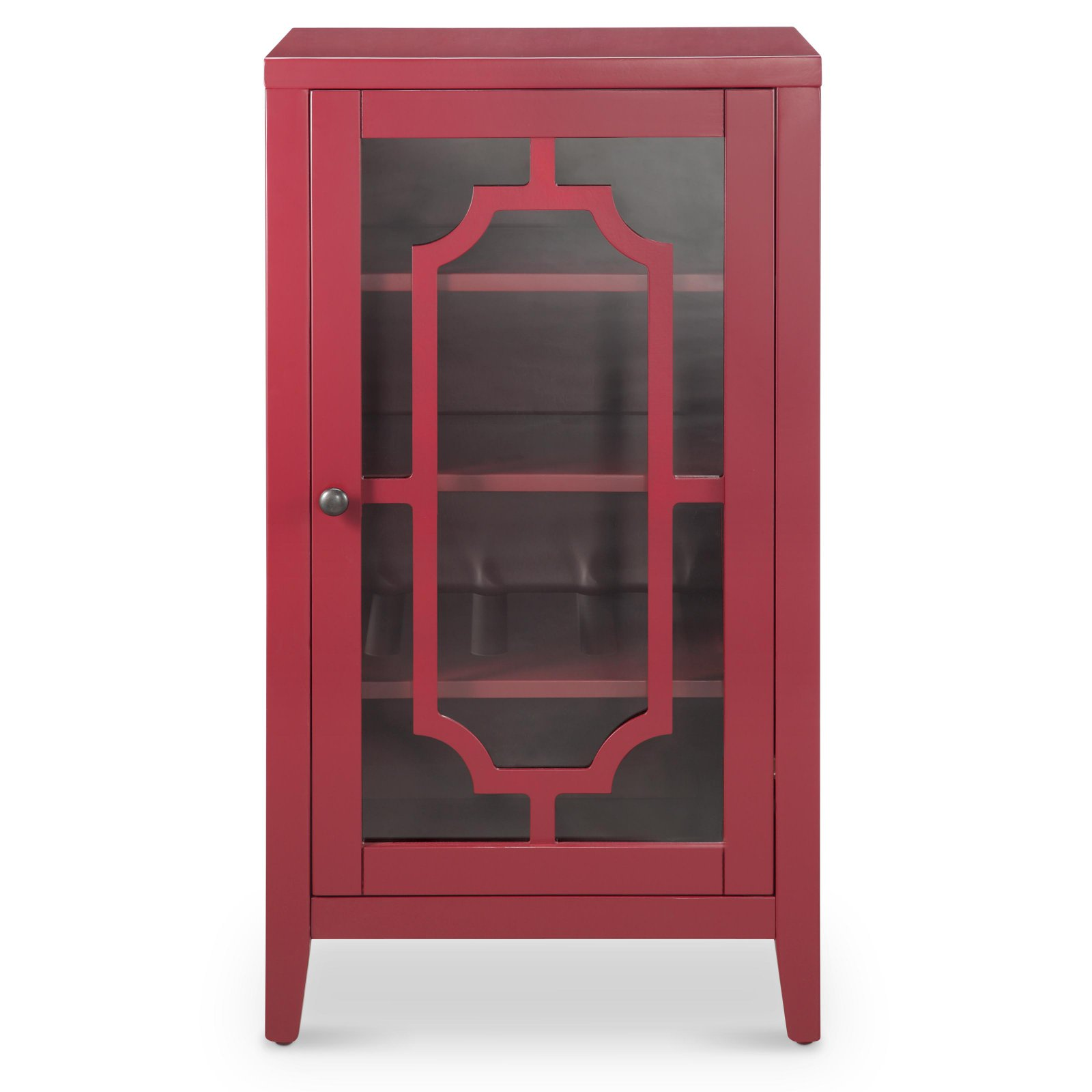 ACME Fina Wine Cabinet, White by