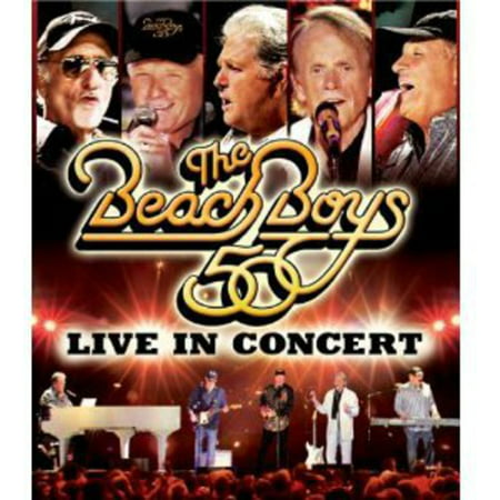 The Beach Boys: Live in Concert: 50th Anniversary Tour (Blu-ray)