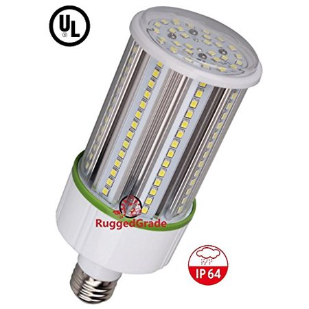 20 Watt LED Bulb - Standard E26 base – 2,300 Lumens- 4000K Corn ...