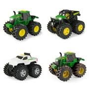 John Deere Monster Treads Lights and Sounds Farm Toy