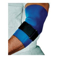 Sportaid, Elbow Brace, Neoprene Support, Blue, Large - 1 Ea
