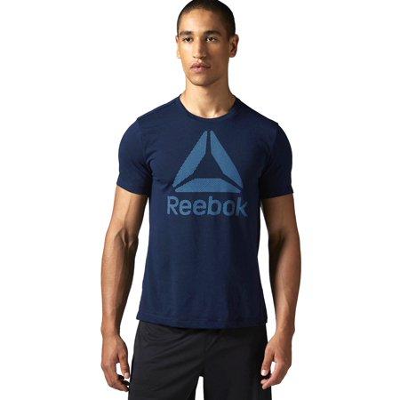 eda305b3f453 Reebok Men s Workout Ready Supremium Tee - Walmart.com