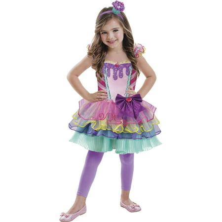 Halloween Costumes For Kidsgirl Walmart.Cupcake Cutie Child Halloween Costume