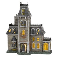 Department 56 The Addams Family The Addams Family House Lighted Building #6002948
