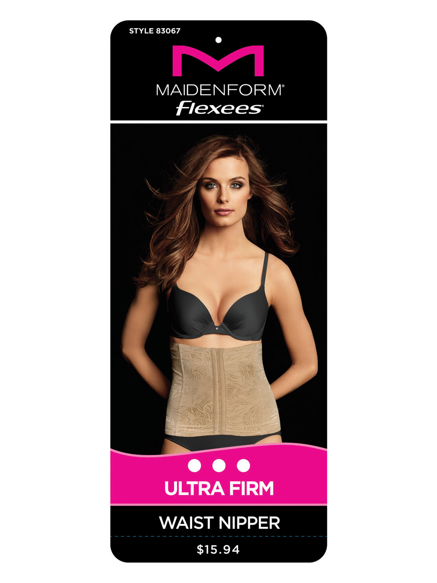 b901b71c4 Flexees by Maidenform - Flexees by maidenform ultra firm control shapewear  waistnipper - Walmart.com