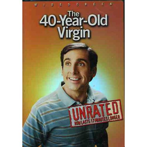 40 Year Old Virgin (Unrated) (Widescreen)