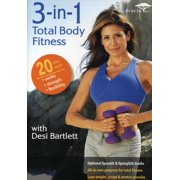 3-In-1 Total Body Fitness with Desi by ACORN MEDIA