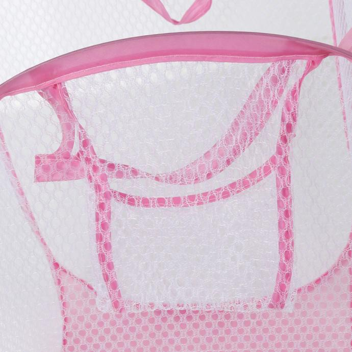 Huppin's New Mesh Bag Lightweight Portable Yarn Crochet Thread Storage Organizer Tote