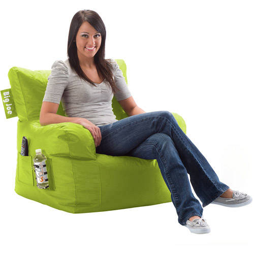 "Big Joe Beanbag Chair, Multiple Colors 33"" x 32"" x 25"" by"