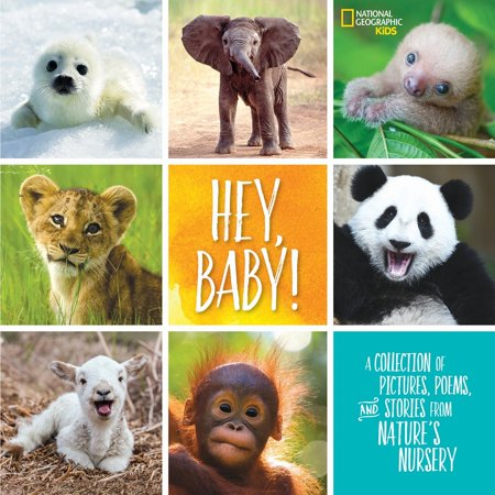 Hey, Baby! : A Collection of Pictures, Poems, and Stories from Nature's Nursery (Hey Baby Stephen Marley)