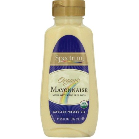 12 Pack         Spectrum Naturals Soy Mayonnaise Squeeze 11 25 Oz