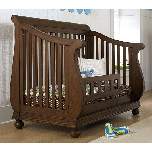 Creations Baby Cape Cod 3 Piece Crib Set with Nightstand and Dresser