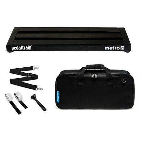 Pedaltrain Metro 20 Pedal Board with Soft Case ()