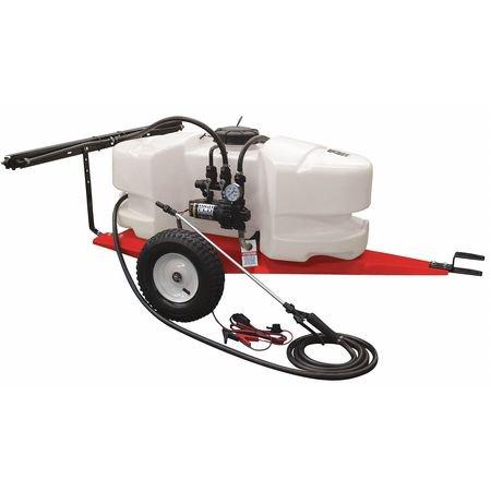 FIMCO Trailer Sprayer, 25 Gal,  2.1 GPM (Fimco Lawn Sprayer)