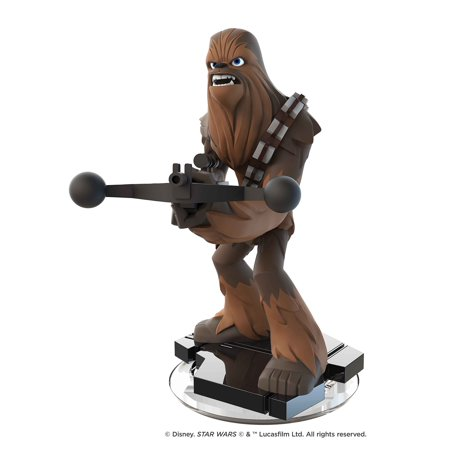 Disney Infinity 3.0 Star Wars Chewbacca Figure (Universal) - Chewbacca Voice