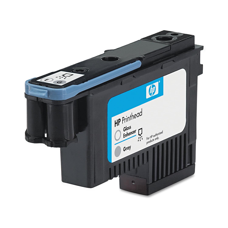 HP HP 70, (C9410A) Gloss Enhancer/Gray Printhead