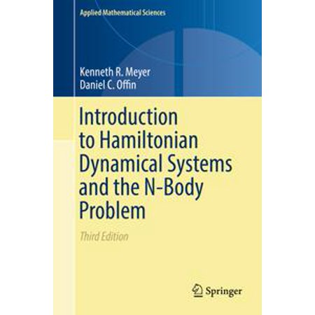 Introduction to Hamiltonian Dynamical Systems and the N-Body Problem - eBook
