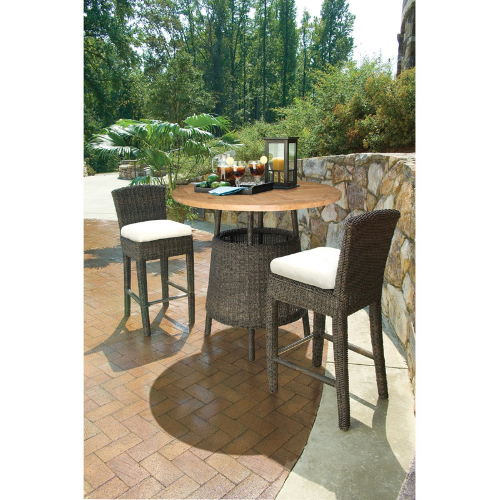 Padmas Plantation Outdoor Bay Harbor Bar Stool