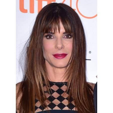 Sandra Bullock At Arrivals For Our Brand Is Crisis Premiere At Toronto International Film Festival 2015 Print