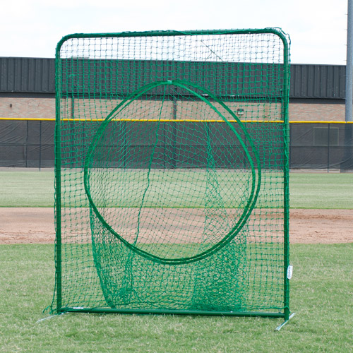 BSN Sports Varsity Sock Net with Frame, 7' x 6'
