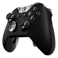 Refurbished Microsoft HM3-00001 Xbox Elite Wireless Controller - Xbox One/PC - Force Feedback - Black