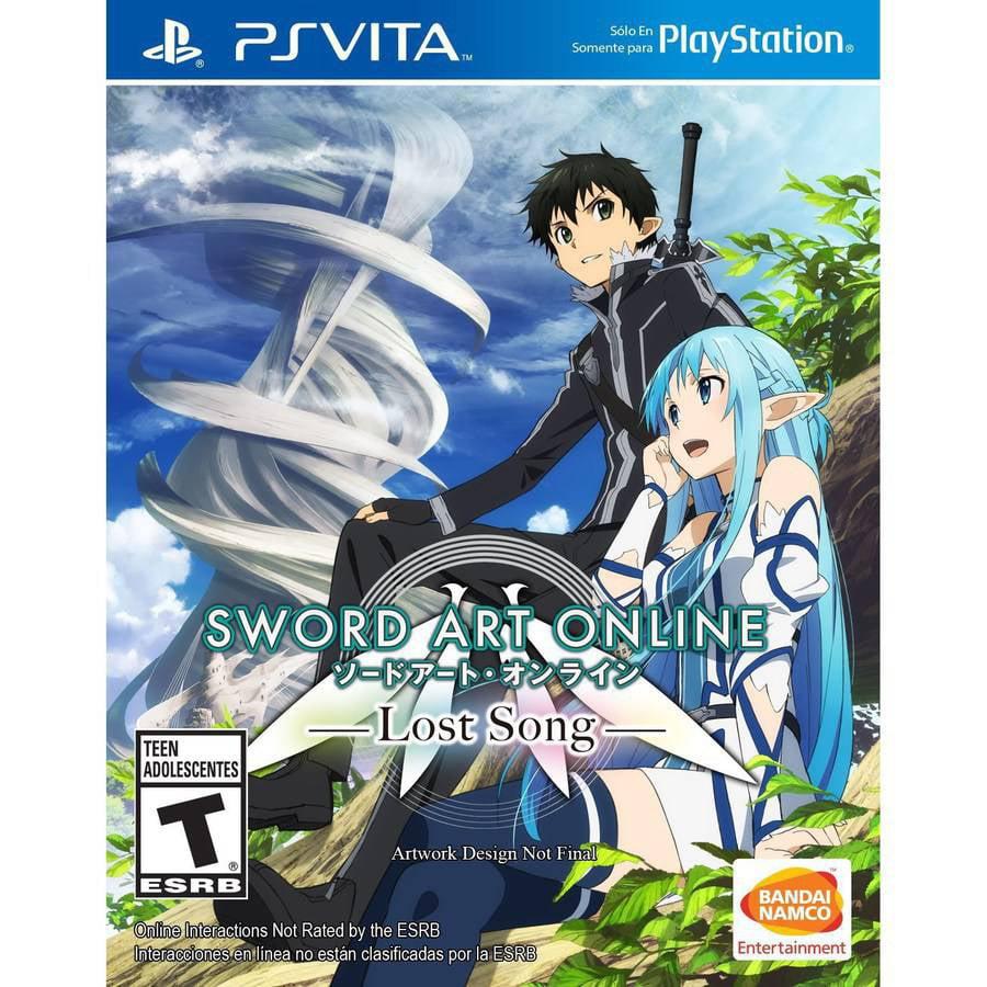 Sword Art Online: Hollow Realization, Bandai/Namco, PlayStation 4,  722674120883