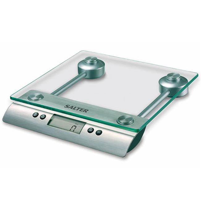 Salter 3003BD Aquatronic Glass Electronic Kitchen Scale