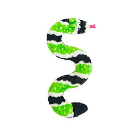 Snake Dog Toy With Squeakers