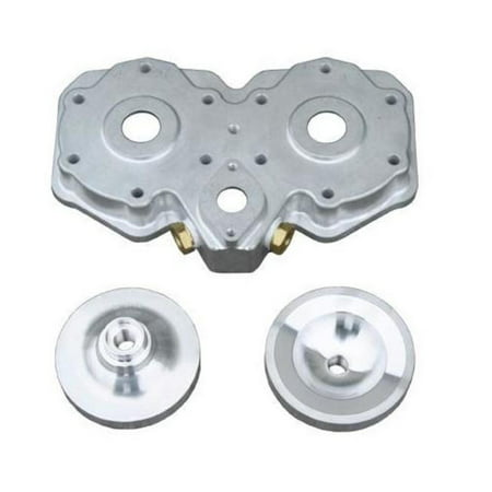 Starting Line Products 12-409 Power Dome Billet Head Set - 6-8000ft.
