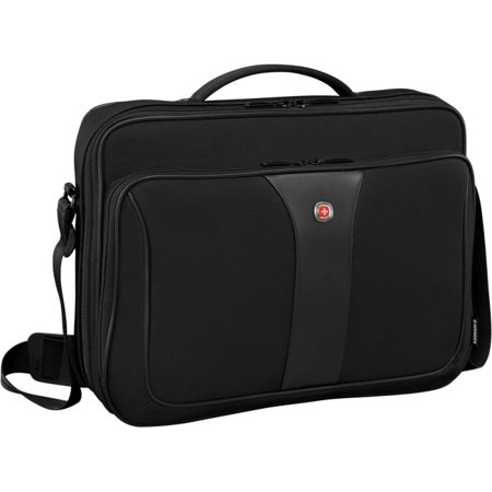 Swissgear Axiom Briefcase, Black Fits Up To 14-16In Laptop With A Tablet Pocket
