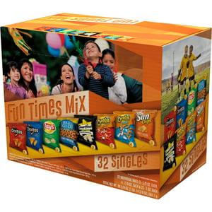 Frito-Lay Fun Times Cube, 1 Oz, 32 Ct