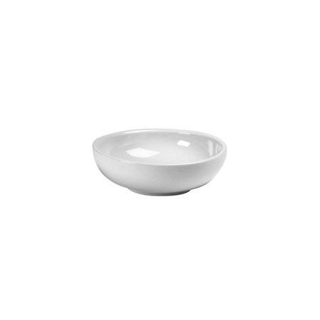 Hall China 2047-WH White 30 Oz. Pasta / Salad / Rice Bowl - 12 / CS