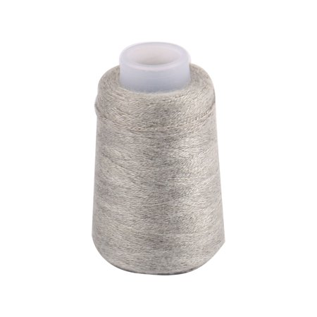 Cotton Reels (Tailor Cotton Blends Quilting Darning Stitching Spool Sewing Thread Reel Gray )