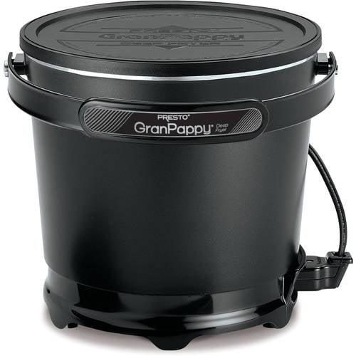 Presto GranPappy 6-Cup Deep Fryer
