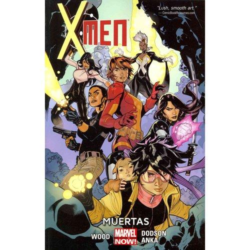X-Men 2: Muertas