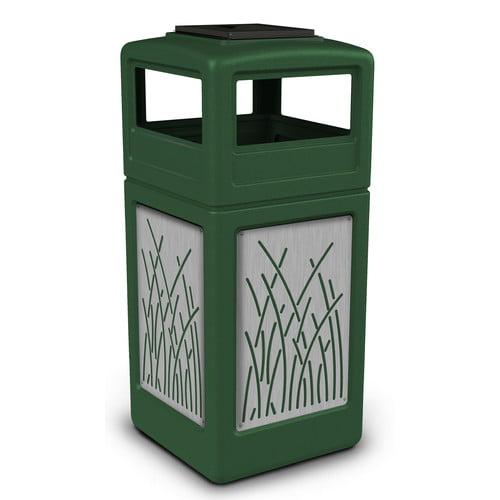 Commercial Zone Precision  42 Gallon Waste Container