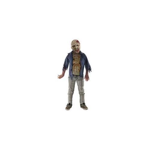 Walking Dead Child Deluxe Decomposed Zombie Costume Rubies 884853, Medium