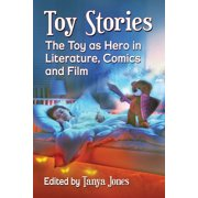 Toy Stories - eBook