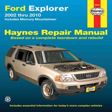 ford ranger service manual free