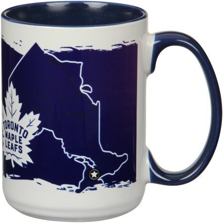 (Toronto Maple Leafs 15oz. It's Your State Of Mind Mug - No Size)