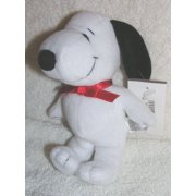 "Peanuts 6"" Plush Snoopy Bean Bag Doll"