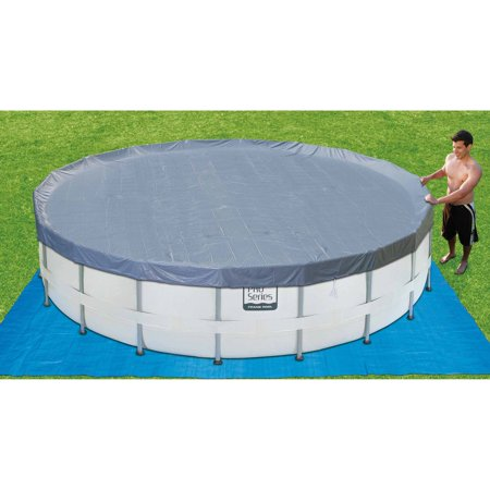 Summer Waves Proseries 14 39 X 42 Premium Frame Above Ground Swimming Pool With Deluxe Accessory