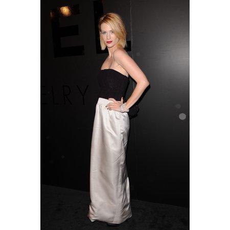 - January Jones In Attendance For Chanel Bijoux De Diamant 80Th Anniversary  New York Ny October 9 2012 Photo By Kristin CallahanEverett Collection Celebrity